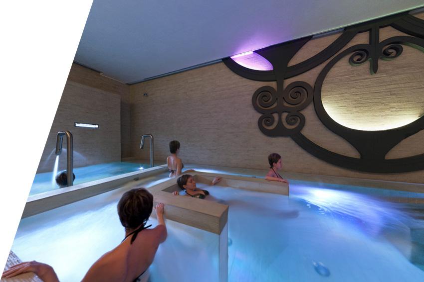 Offerte terme salsomaggiore per benessere e relax albergo nazionale - Piscina termale salsomaggiore ...